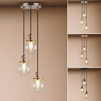 industrial cluster pendant lighting # 89