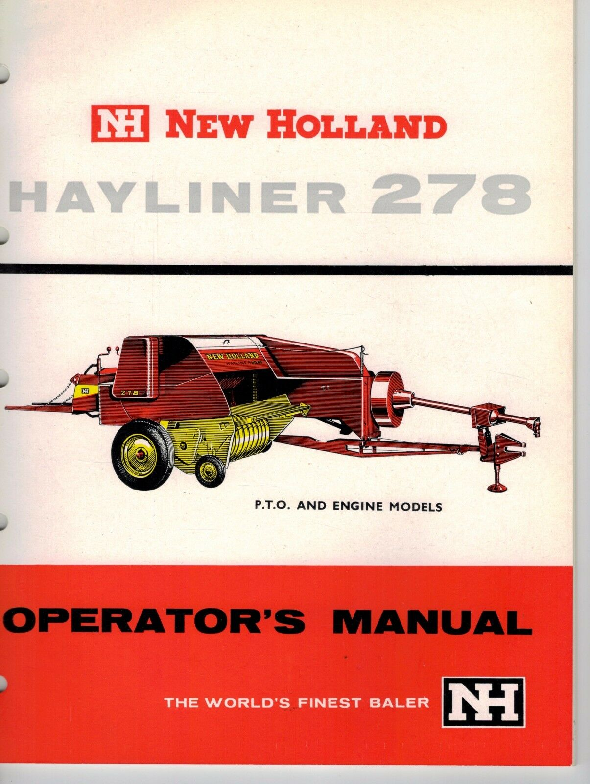 New Holland 273 Knotter Problems