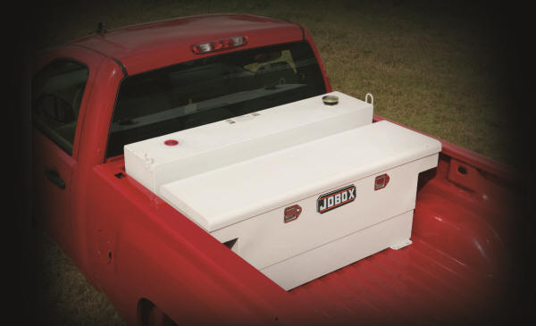 Delta Fuel And Tool Truck Toolbox And Transfer Tank