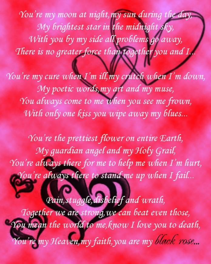 Him Sad Love Poems