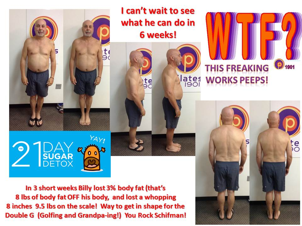 Billy Schifman Is Our Pilates 1901 Peep Of The Month