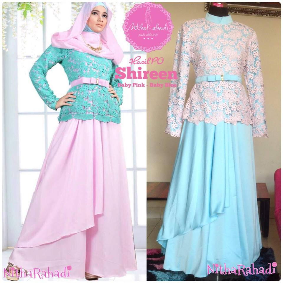 Image Result For Model Gamis Hamil Pesta