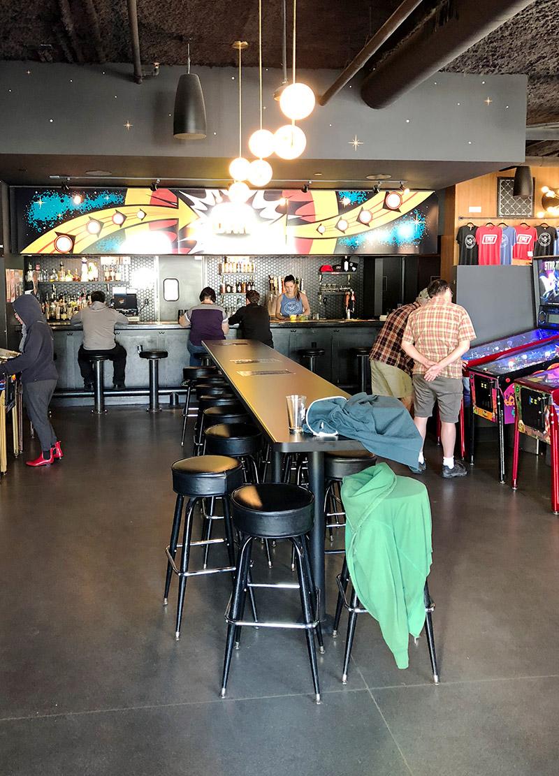Tilt Pinball Bar Welcome To Pinball News First Amp Free