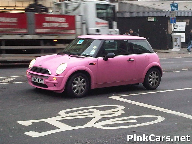 Pink Cars Ladies Motoring Pink Car S For Sale