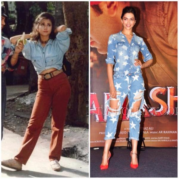 12 Bollywood trends from the 90s that we are still wearing   PINKVILLA Playsuit