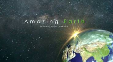 Amazing Earth October 17, 2021