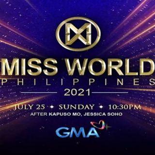 Miss World Philippines 2021 October 10, 2021