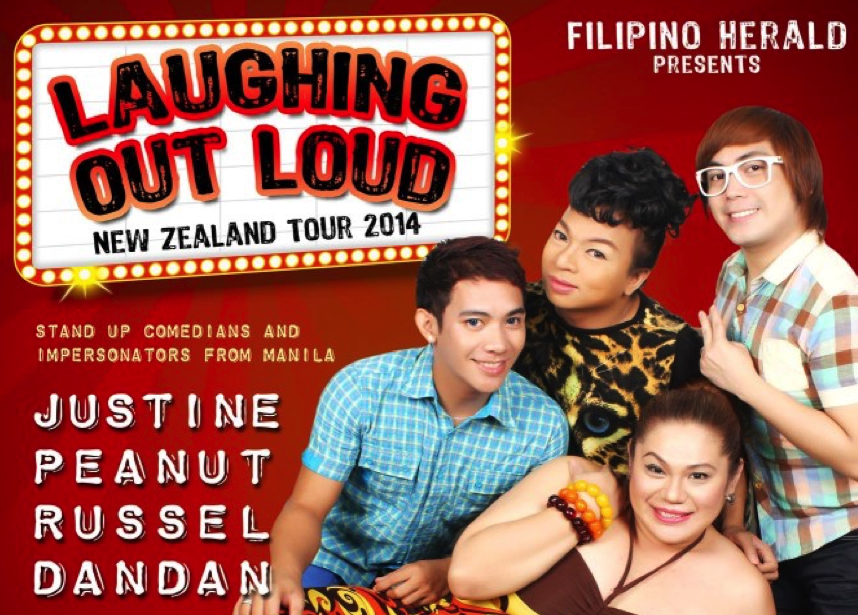 Laugh Out Loud Tagalog