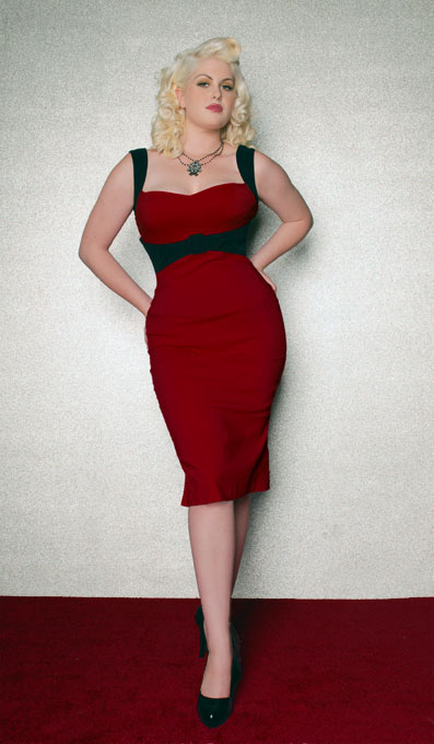 Autumn Fashion for Pin Up Girls