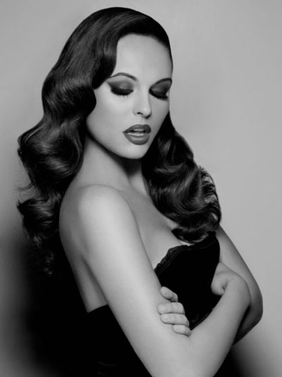 Pin Up Hair - Achieve the retro and fun look of a Pin Up