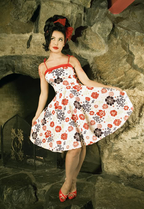 Summer Fashion - For Pin Up Girls