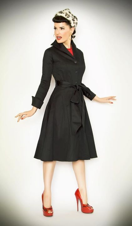 Pin Up Clothing - What is it? How do I get it right?