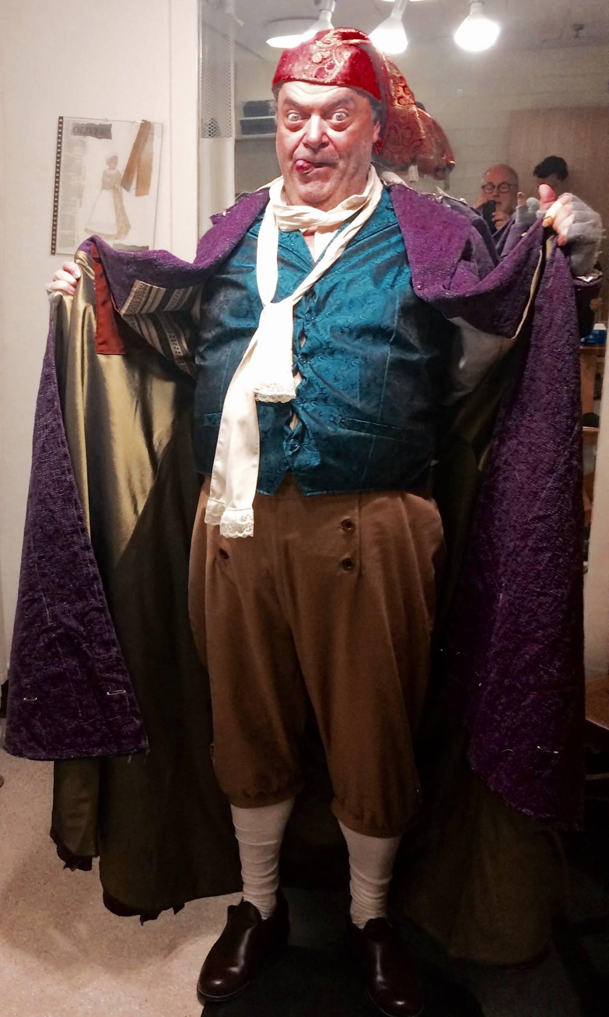 Finding Fagin Pioneer Theatre Company