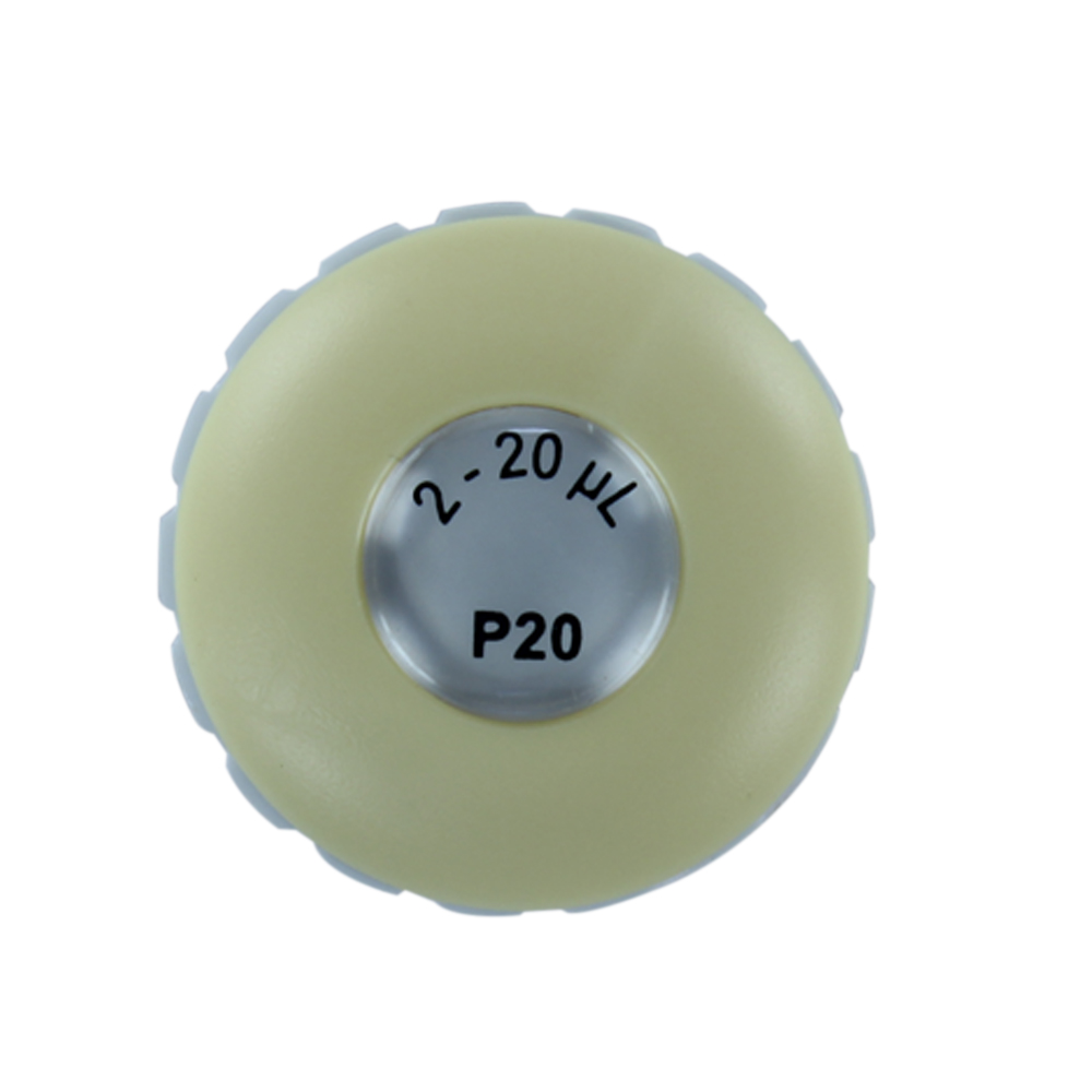 Pipetman G & L Plunger Button, P20G, P20L (Gilson)