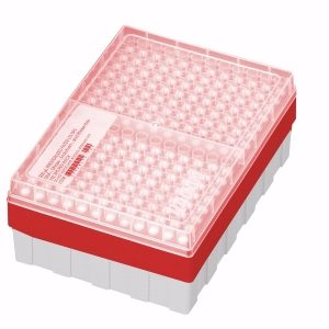 SoftFit-L, 1000μL, Sterile, Tray w/Hinged Covers, fits Rainin LTS, 3072 tips (Rainin)