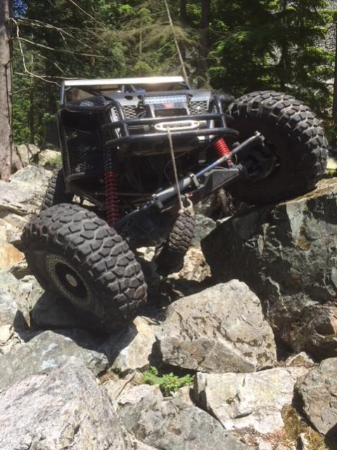 4 Buggy Rock Seat Crawler