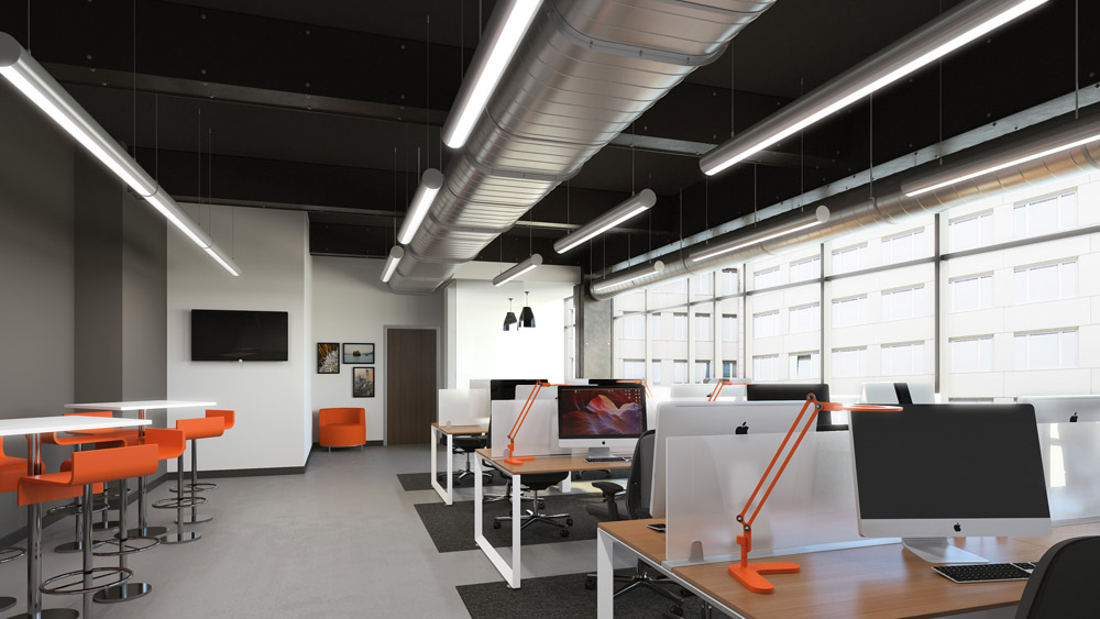 Interesting Office Decor