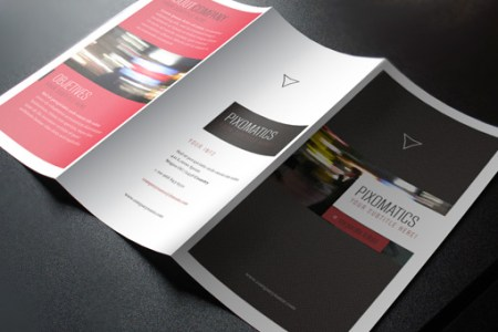 Corporate Tri Fold Brochure Template 2   Brochure Templates   Pixeden Corporate Tri Fold Brochure Template 01