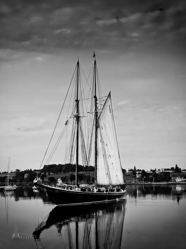 Blue Nose II, Lunenburg
