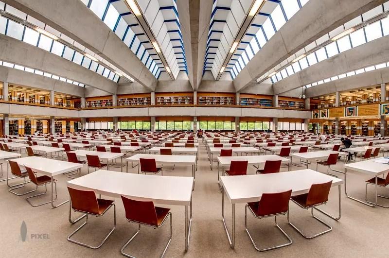 Bibliothek Regensburg Uni