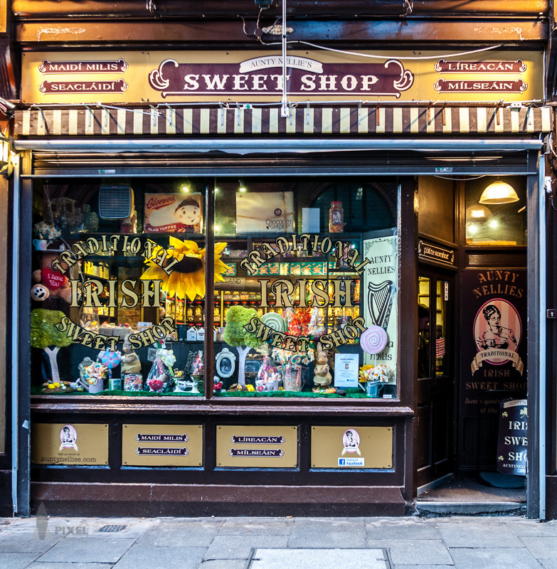 Candy Shop, Quater Temple Bar, Dublin, Ireland