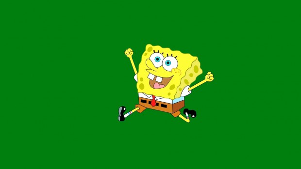 Pixels Spongebob X 1080 1080