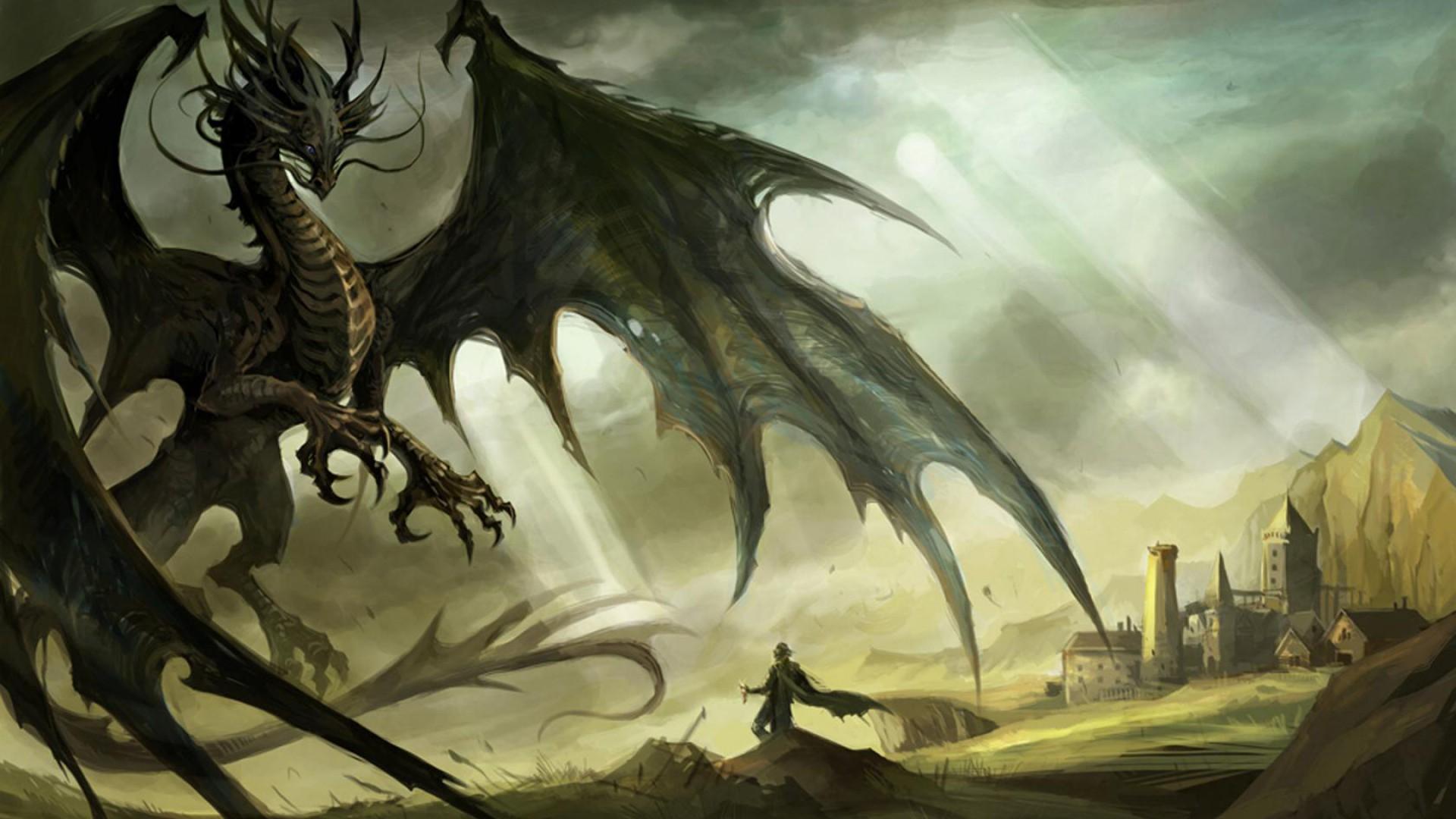 1080p Desktop Wallpapers Dragons Hd