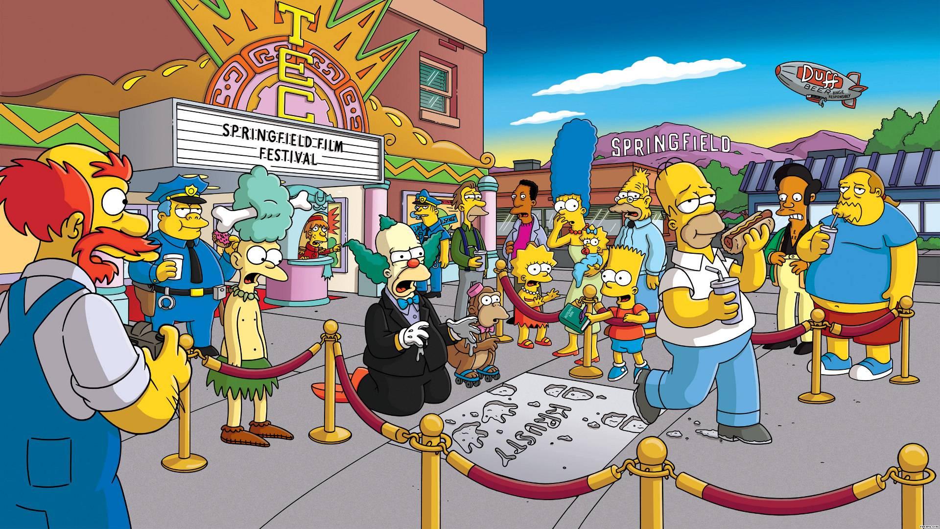 Supreme Bart Simpson Wallpaper Desktop