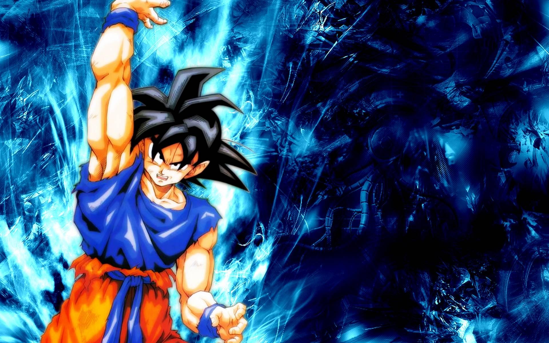 1080 Goku Ui Pixels 1080 X