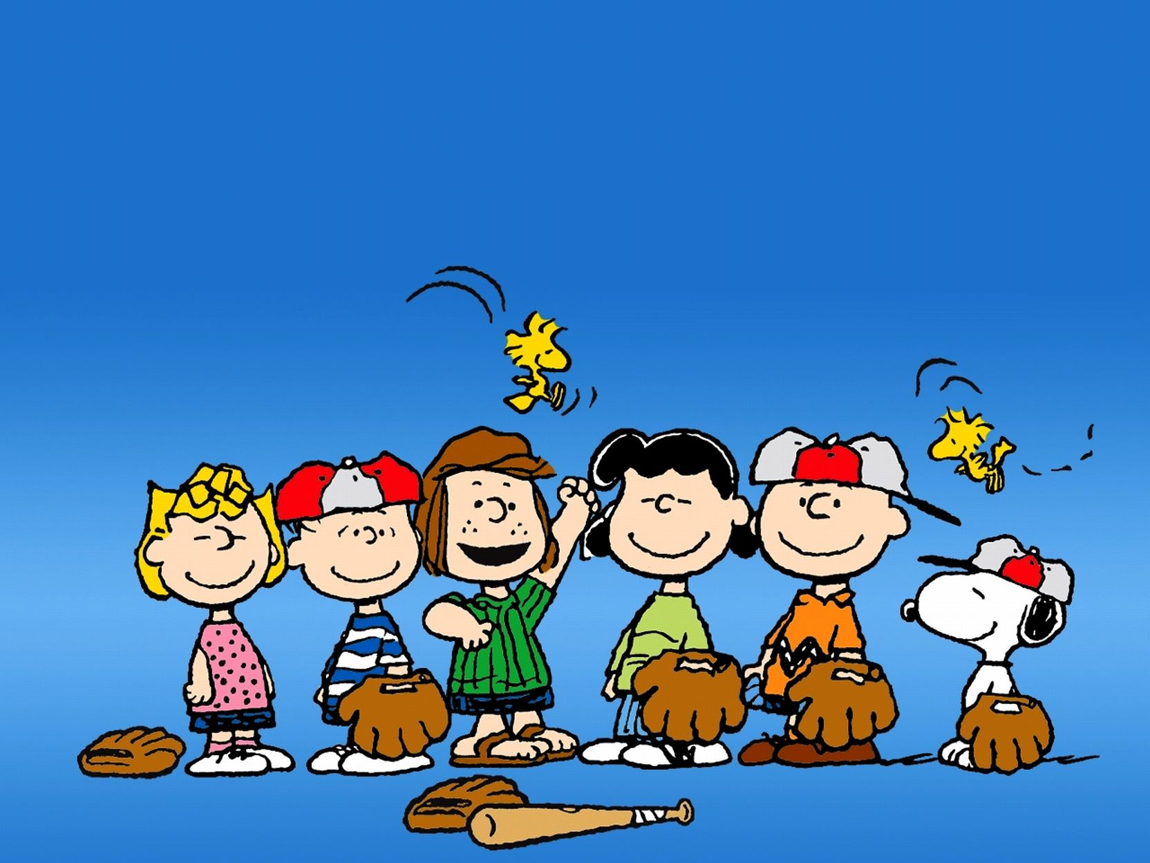Charlie Brown Valentines Day Backgrounds