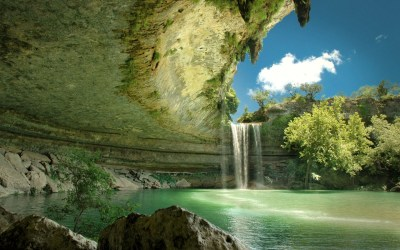 Waterfall Wallpaper HD | PixelsTalk.Net