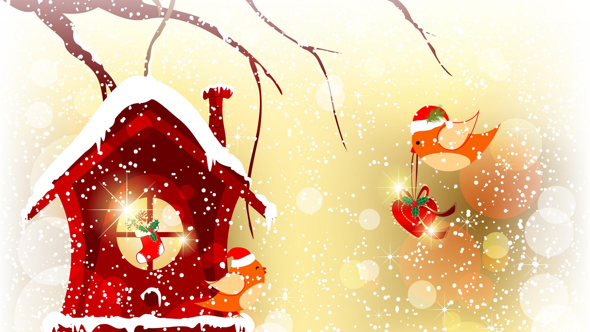 Cute Christmas HD Wallpapers | PixelsTalk.Net