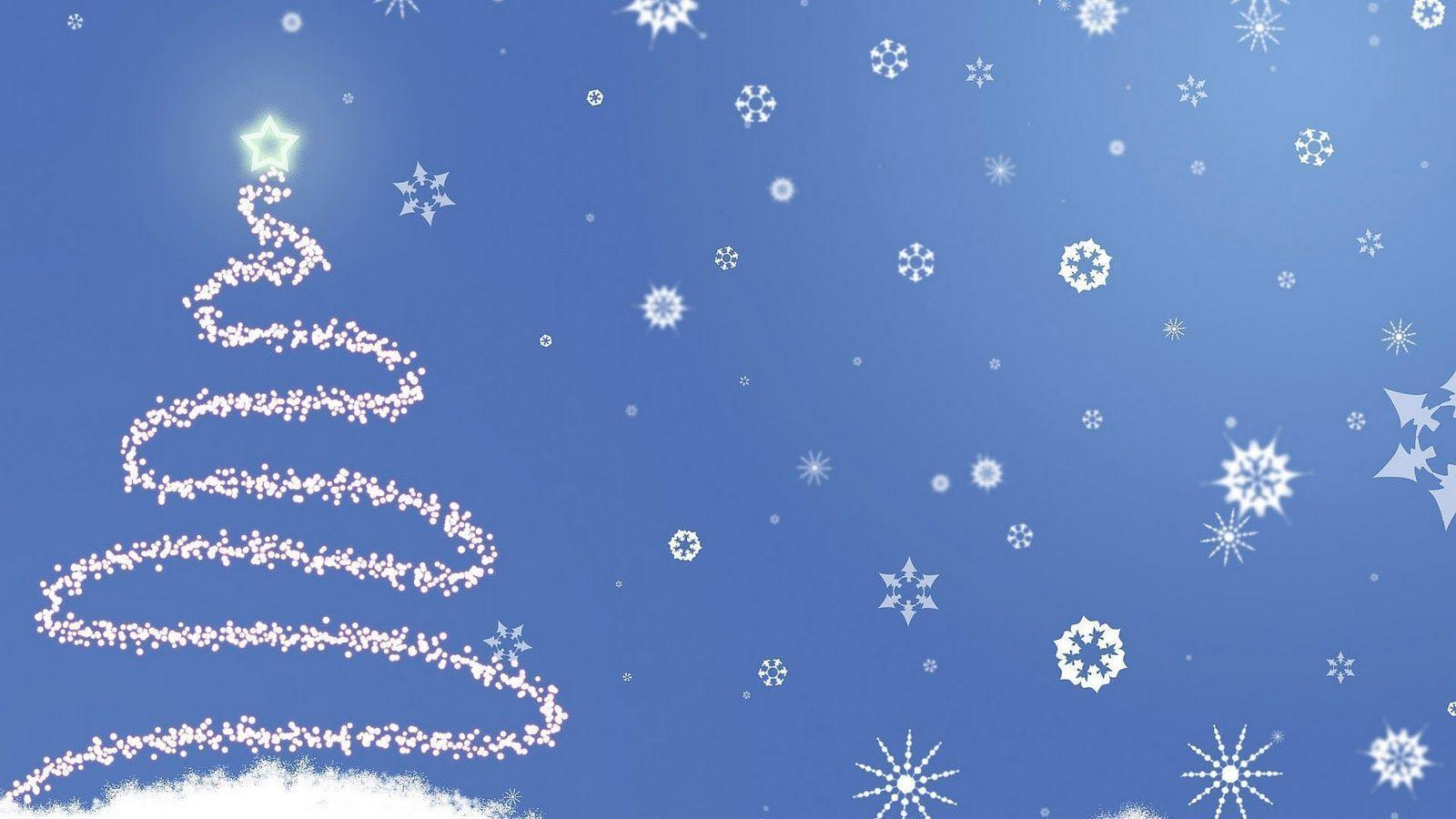 Holiday Desktop Backgrounds Tree