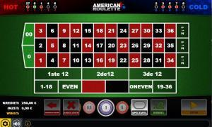 Luckygames American Roulette