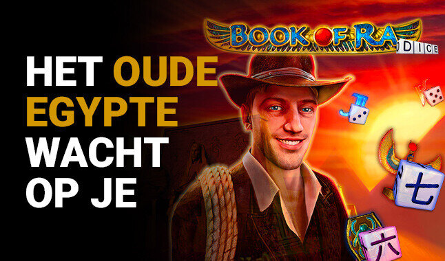 Book of Ra op goldenvegas.be