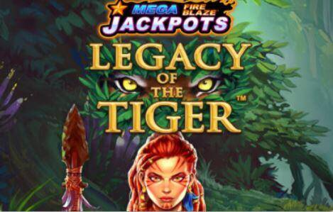 legacy of tiger - Playtech