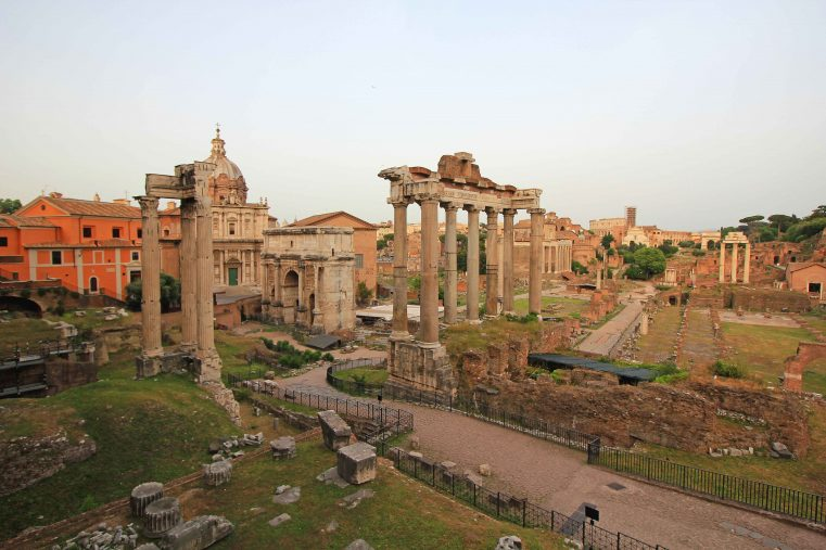 4 Days in Rome Itinerary: Travel & Sightseeing Guide ...