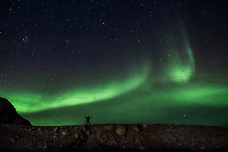 Best Place See Northern Lights September