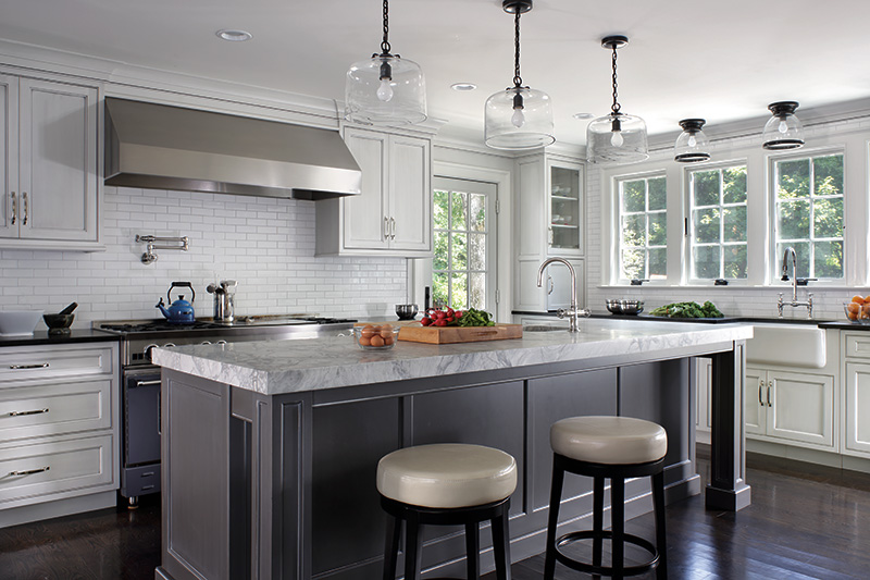 Most Popular Kitchen Cabinet Colors In 2019 Plain