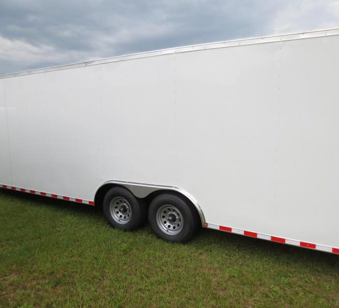 Anvil V Nose Tandem Axle 8.5x30 Cargo Trailer