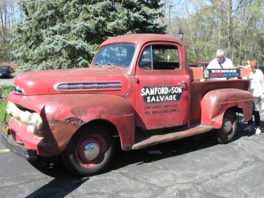 And Son Truck Pickup Sanford