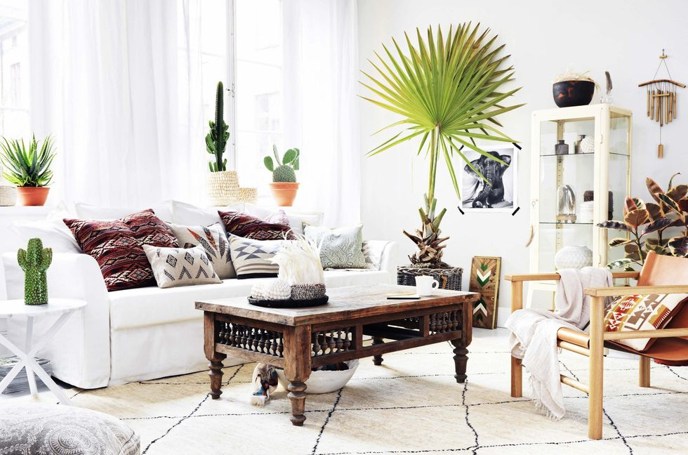 Vintage Boho Home Decor