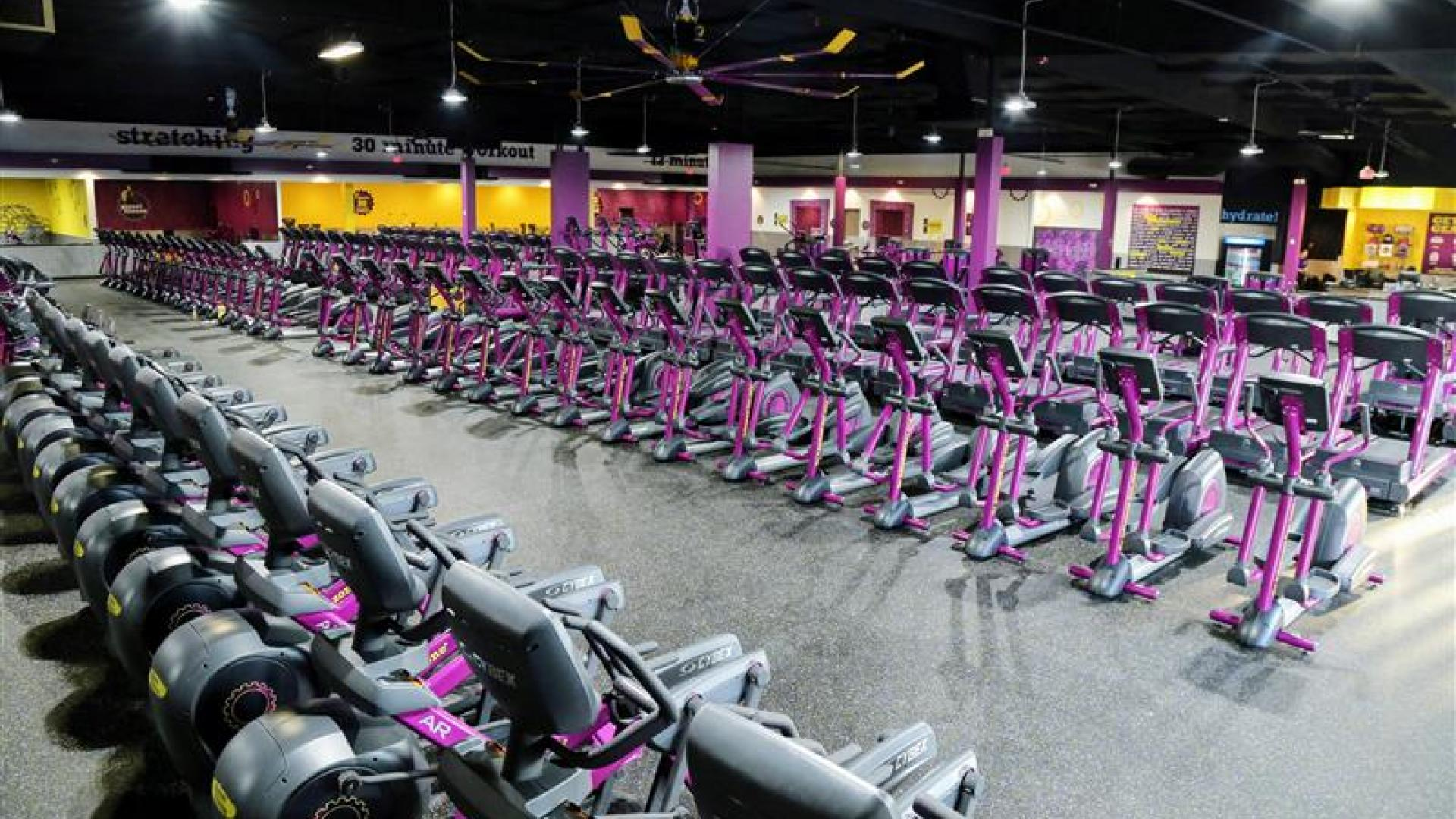 Gym Fitness Planet