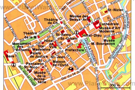 reims france tourist map » Another Maps [Get Maps on HD] | Full HD ...