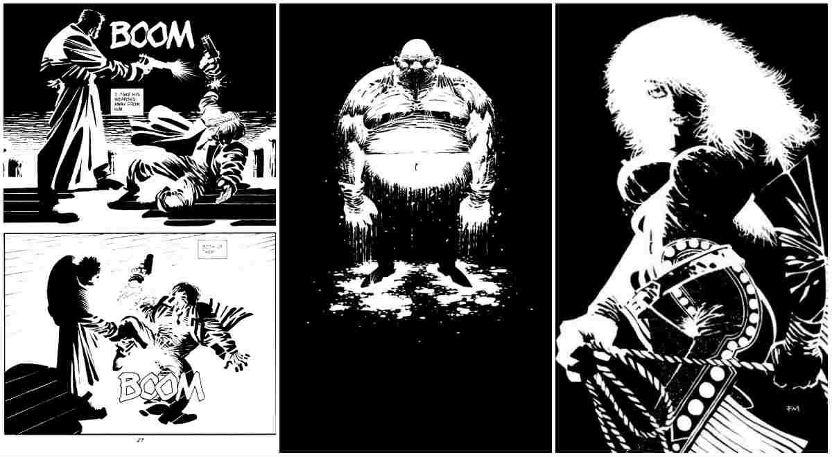 Cr 237 Tica Sin City Vol 4 O Assassino Amarelo Plano