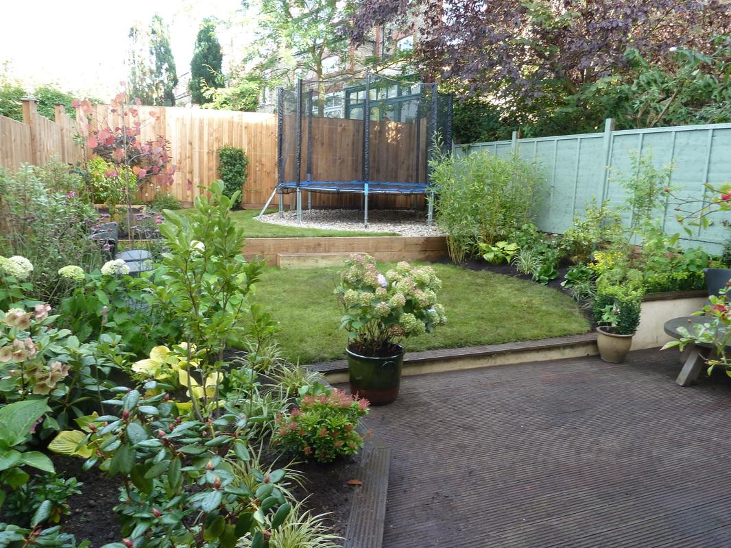 Modern Family Garden Muswell Hill Planting Gems