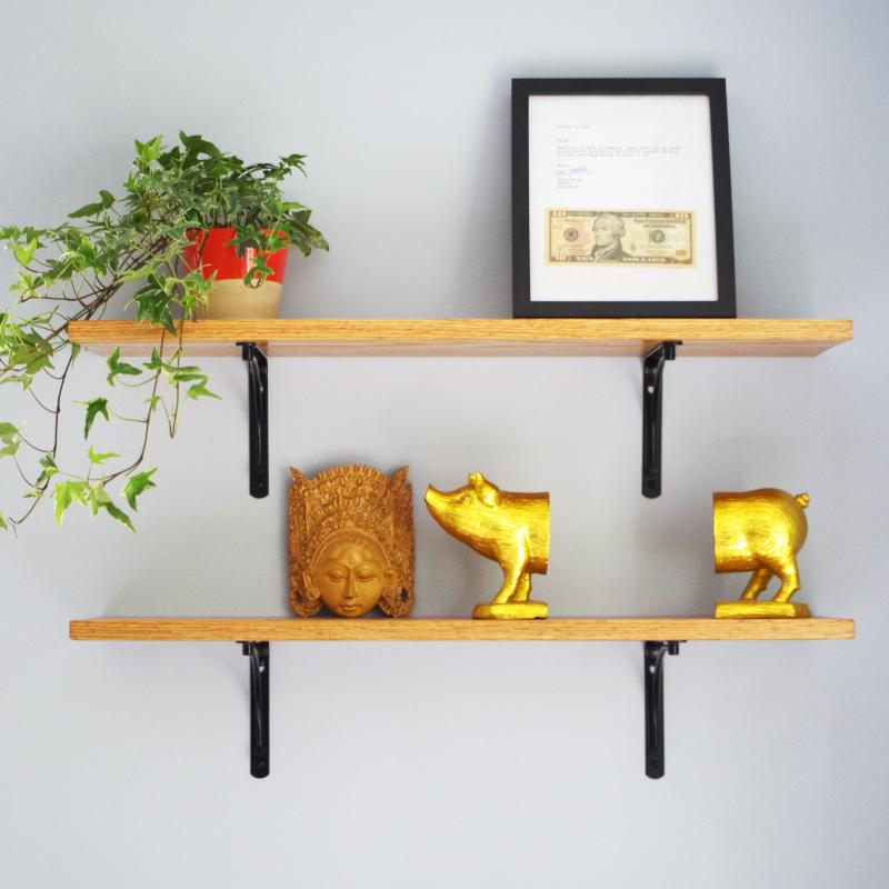 Styling the Bedroom Shelves... for 5 Months – Plaster ...