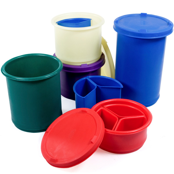 Sealable Food Containers Storage