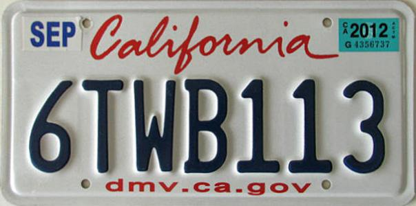 Pay Car Registration California