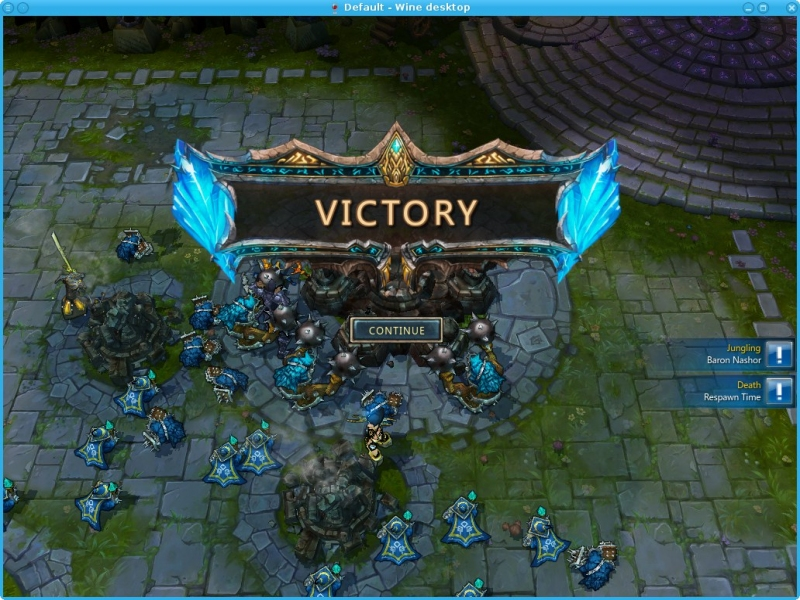 League Of Legends   Supported software   PlayOnMac   Run your     Miniature Miniature Miniature Miniature Miniature